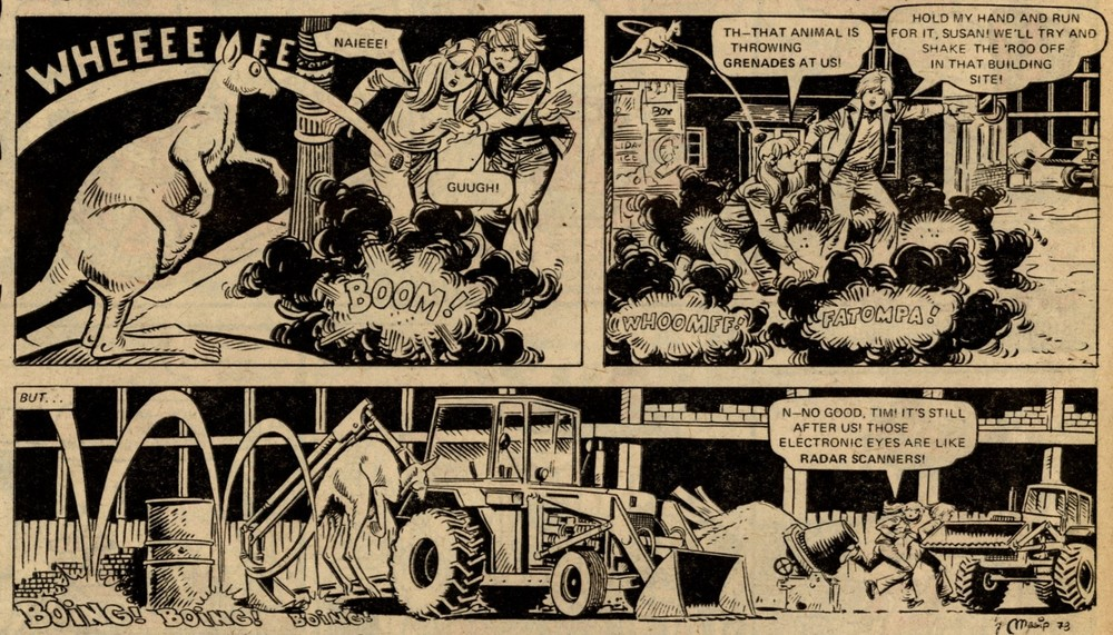 The Terror Toys: Francesc Masip (artist)