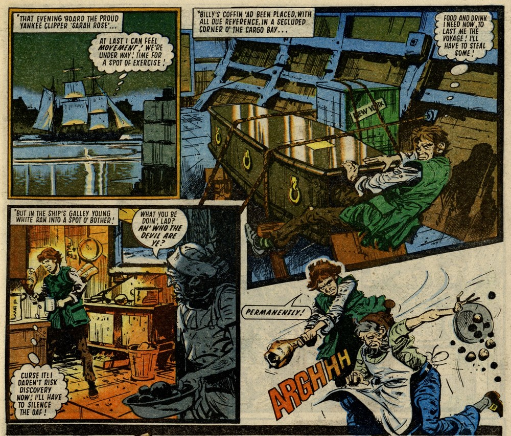 Tales from the Grave: Scott Goodall (writer), Jim Watson (artist)