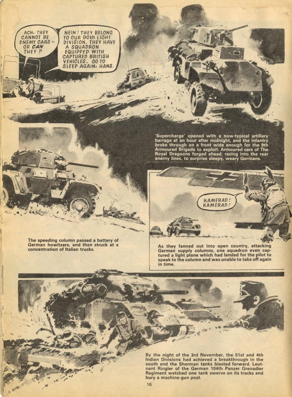 The Battle of El Alamein: Jim Watson (artist)
