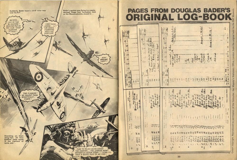 Douglas Bader, Legless Legend: Ian Kennedy (artist)