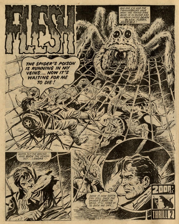 Flesh: Kelvin Gosnell (writer), Felix Carrion (artist)