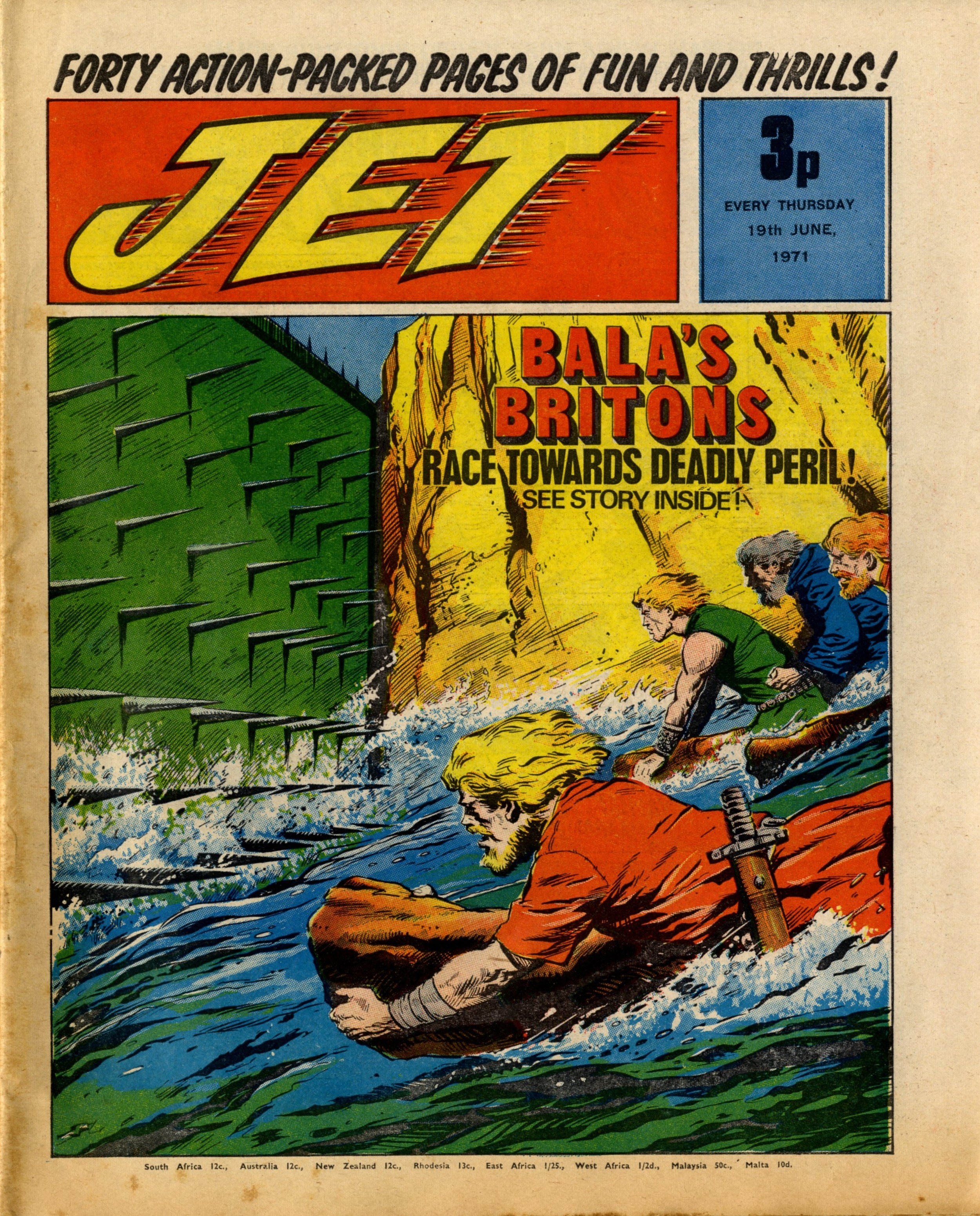 On this day, 19 June 1971: Jet — GREAT NEWS FOR ALL READERS ...
