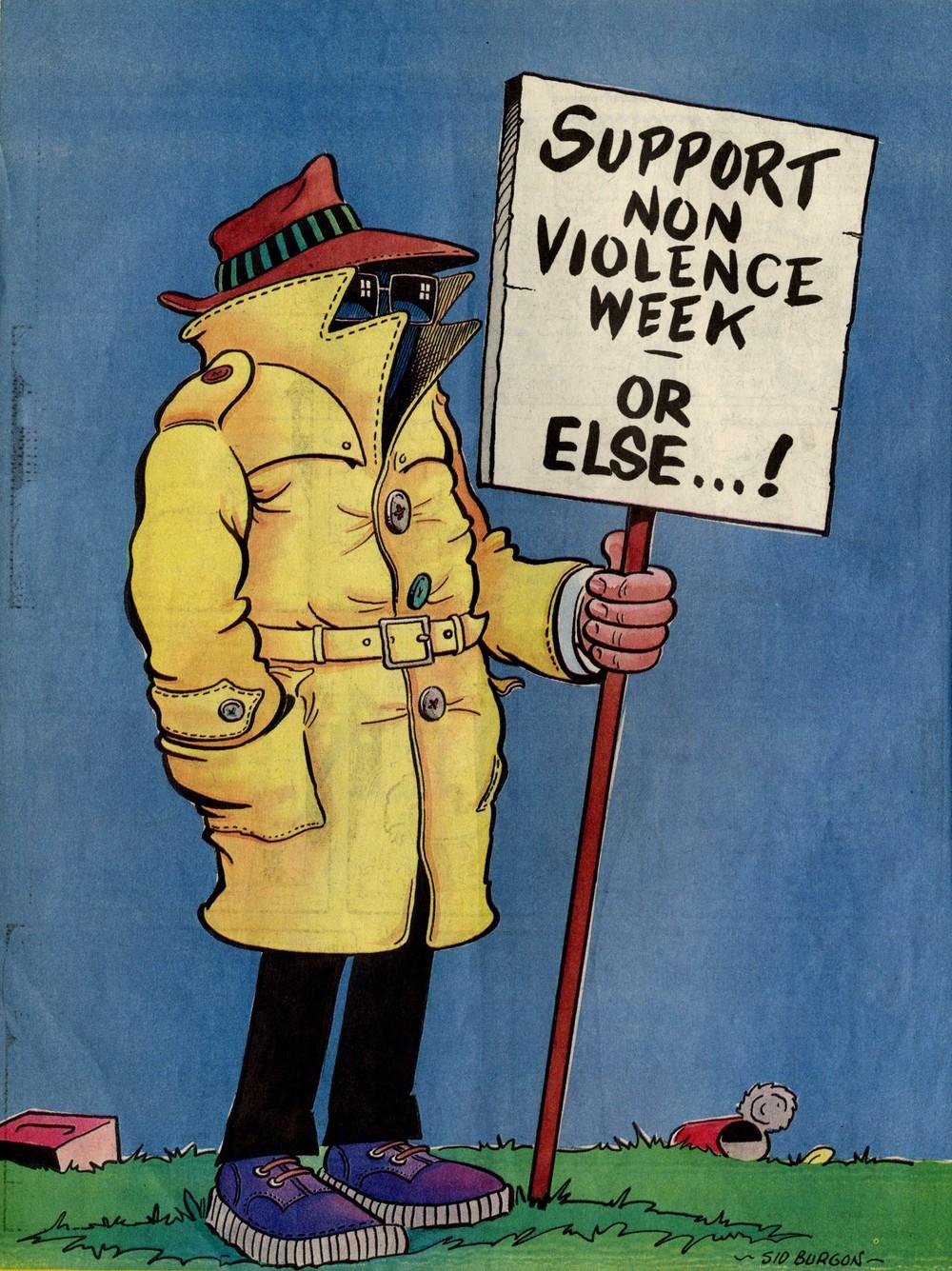 Hit Kid poster: Sid Burgon (artist)