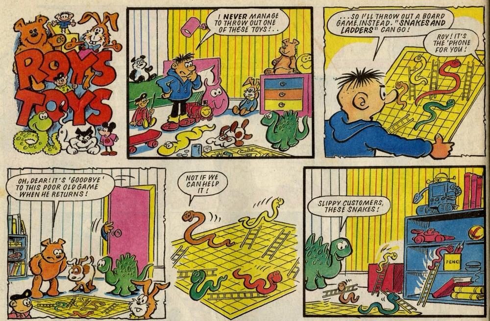Roy's Toys: Sid Burgon (artist)