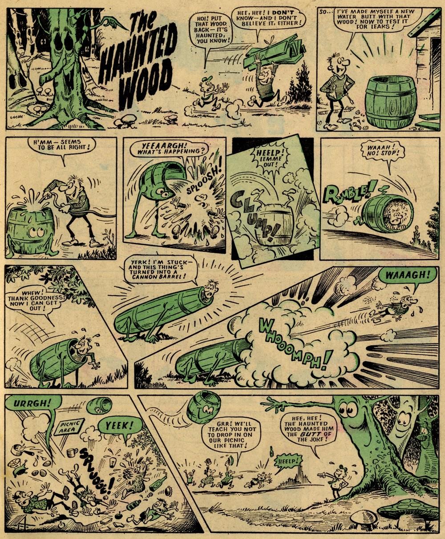 The Haunted Wood: Sid Burgon (artist)