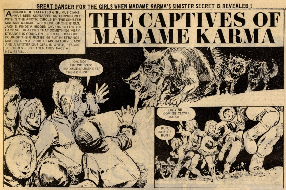 The Captives of Madame Karma: Homero Romeu (artist)