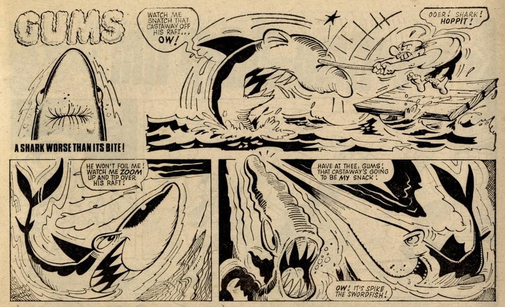 Gums: Alf Saporito (artist)