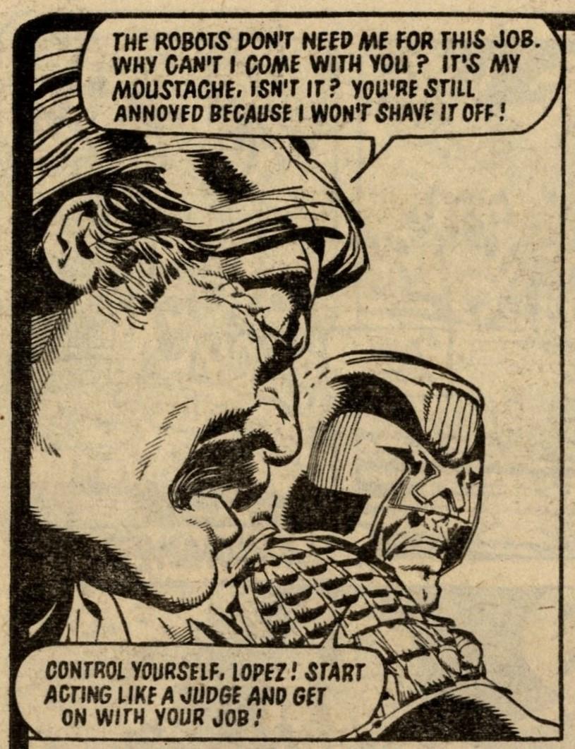 Judge Dredd: The Judge Child: John Wagner (writer), Ron Smith (artist)
