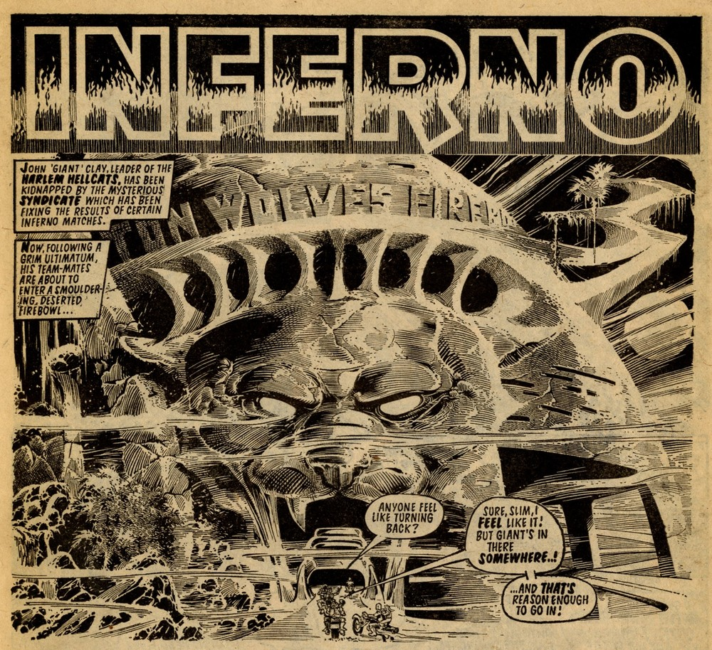 Inferno: Tom Tully (writer), Massimo Belardinelli (artist)