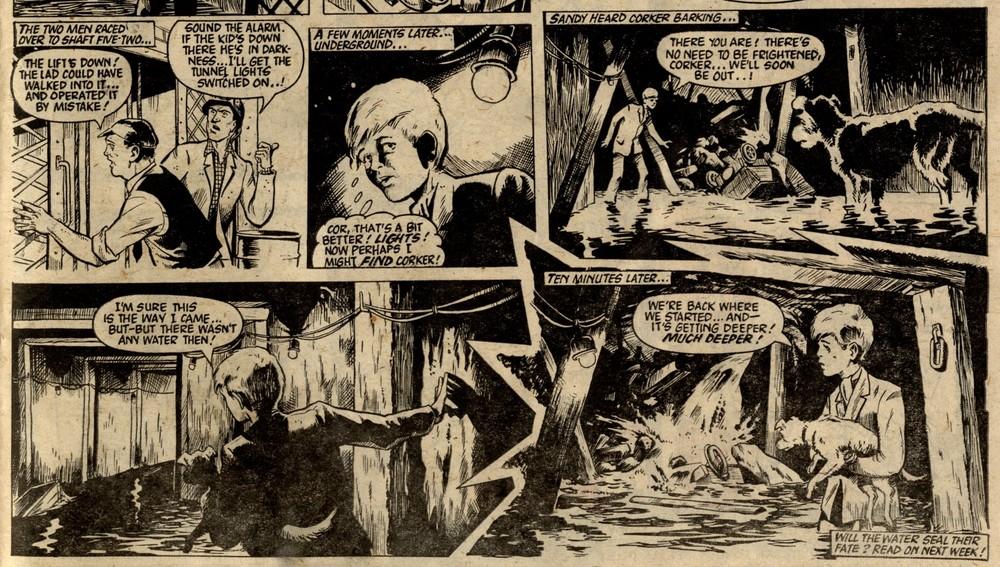 Mystery Boy: John Richardson? (artist)