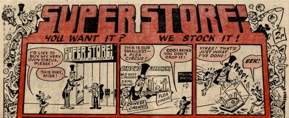 Super Store: Bob Hill (artist)
