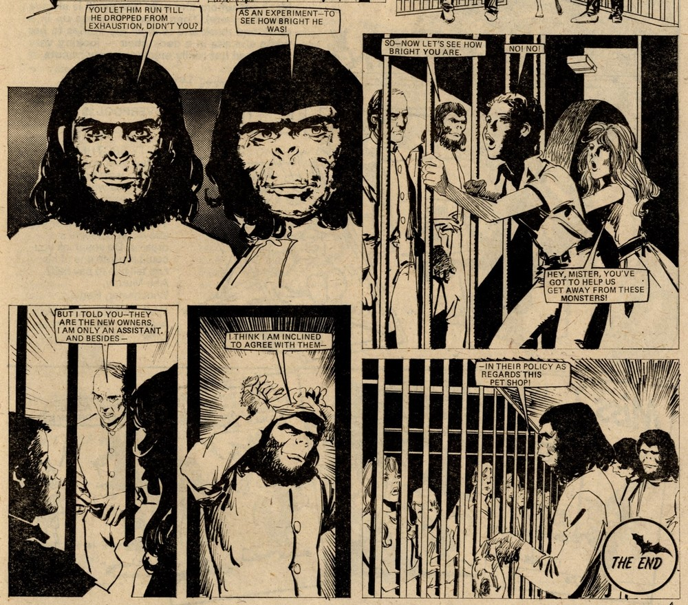 Beasts: The Pet Shop: Julio Bosch (artist)