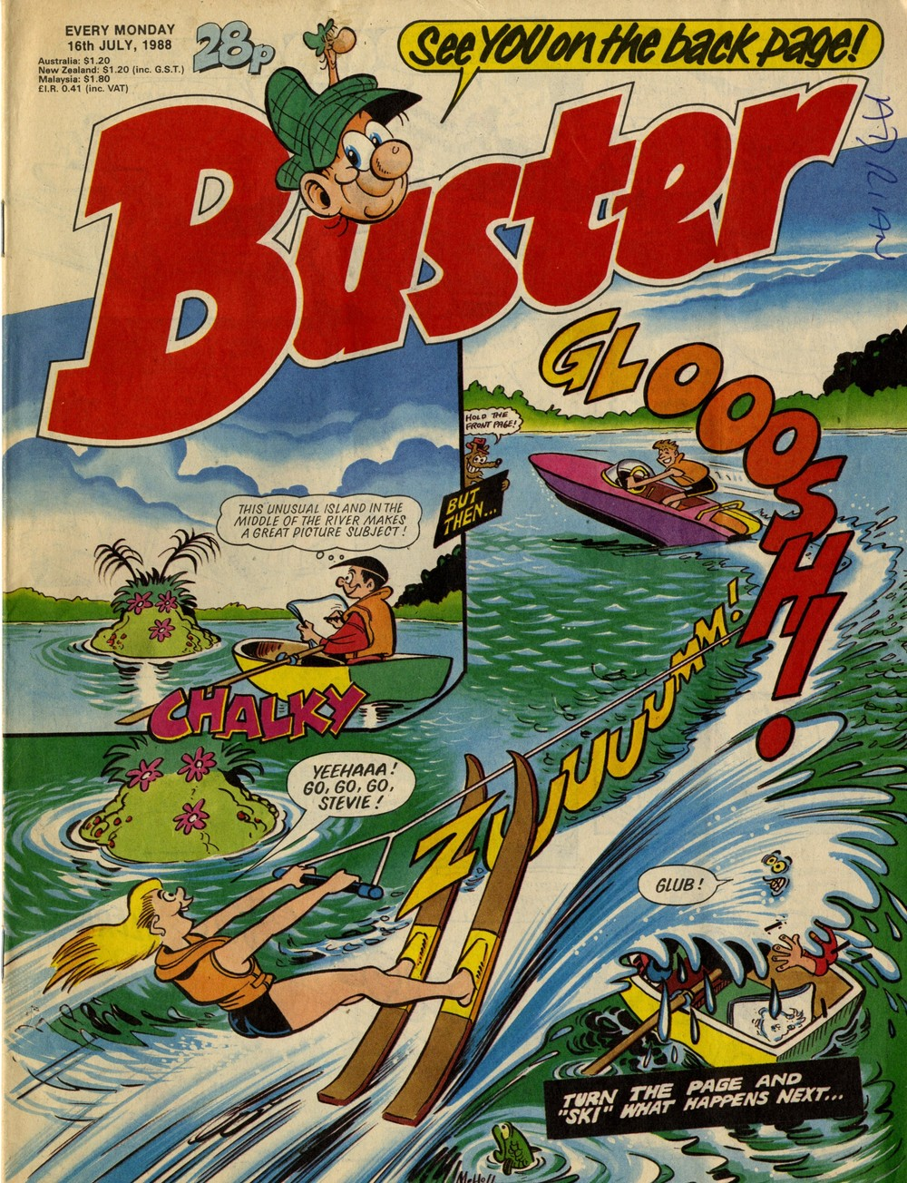 Cover artwork: Bob Hill