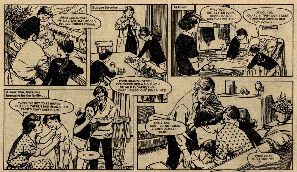 A Gran for the Gregorys: Alison Christie (writer), Phil Townsend (writer)