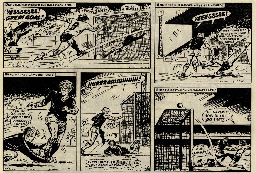 Wayne's Wolves: Fred Baker (writer), Yvonne Hutton (artist)