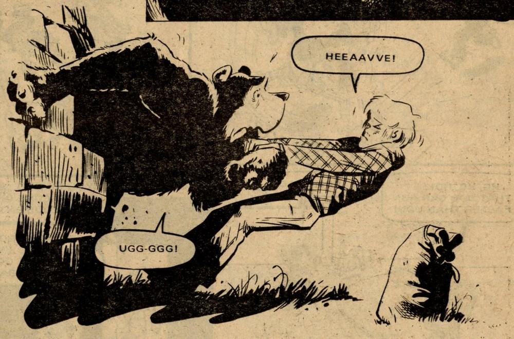 Big Bear: John Richardson (artist)