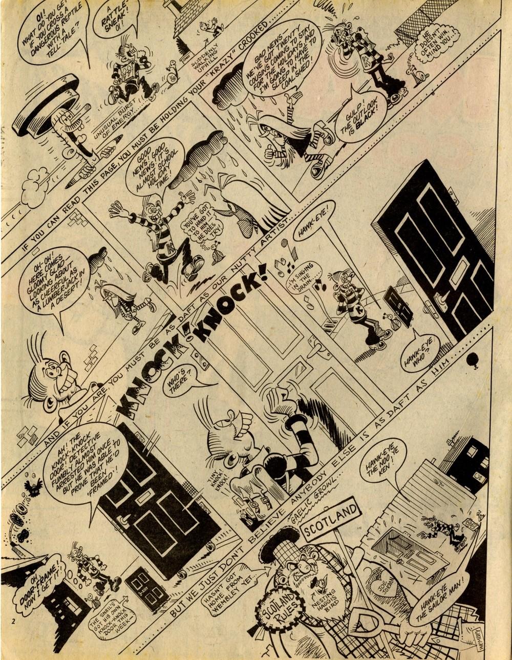 It's Cheeky: Frank McDiarmid (artist)
