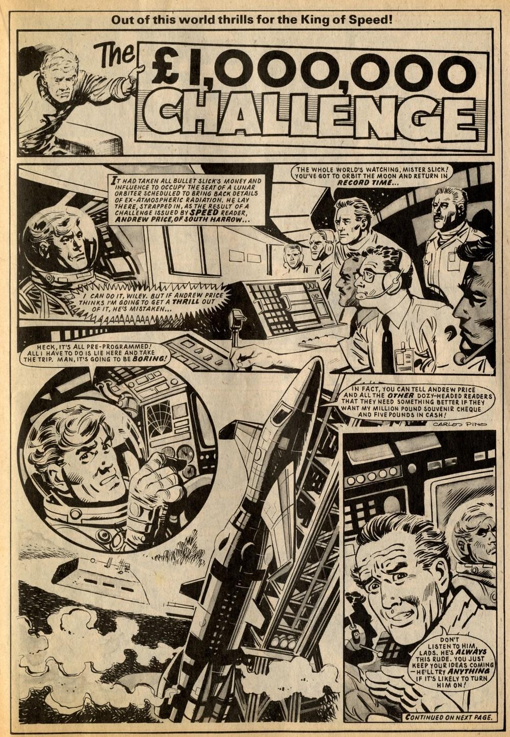 The £1,000,000 Challenge: Carlos Pino (artist)