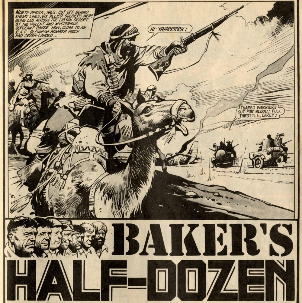 Baker's Half-dozen: Mike Western (artist)