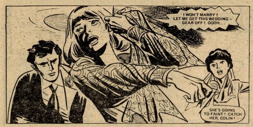 Gypsy Rose's Tales of Mystery and Magic: Tony Higham (artist)