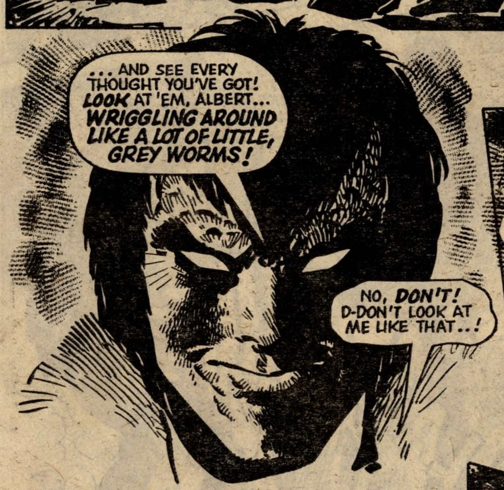 The Mind of Wolfie Smith: Tom Tully (writer), Jesus Redondo (artist)