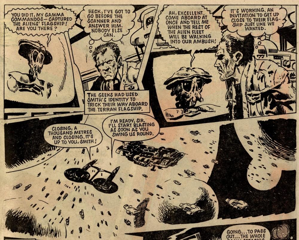 The V.C.s: Gerry Finley-Day (writer), John Richardson (artist)