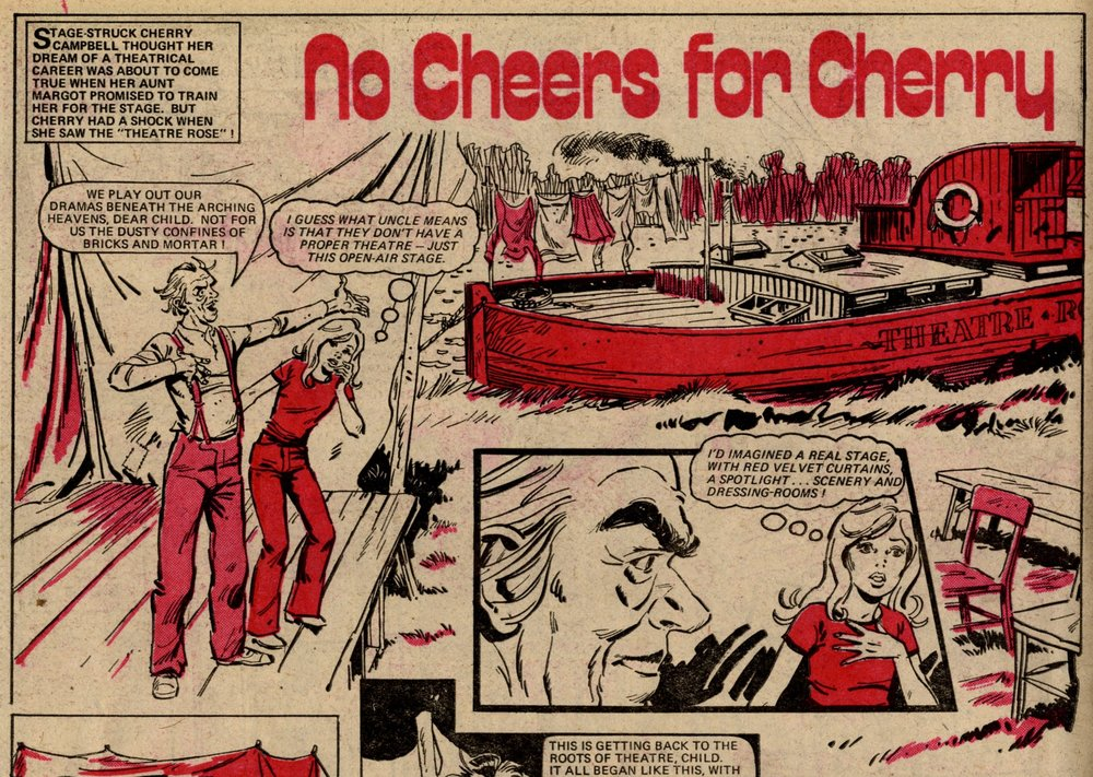 No Cheers for Cherry: Phil Gascoine (artist)