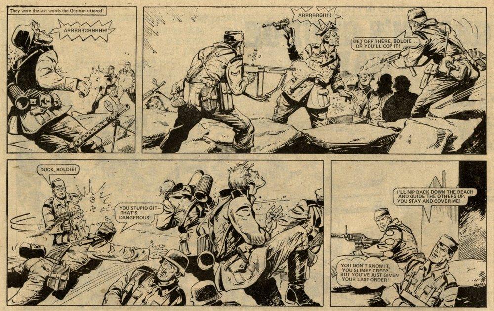 Green's Grudge War: Gerry Finley-Day (writer), Massimo Belardinelli (artist)