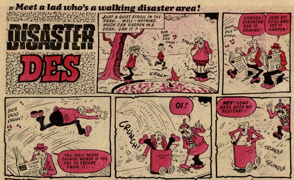 Disaster Des: Mike Lacey (artist)