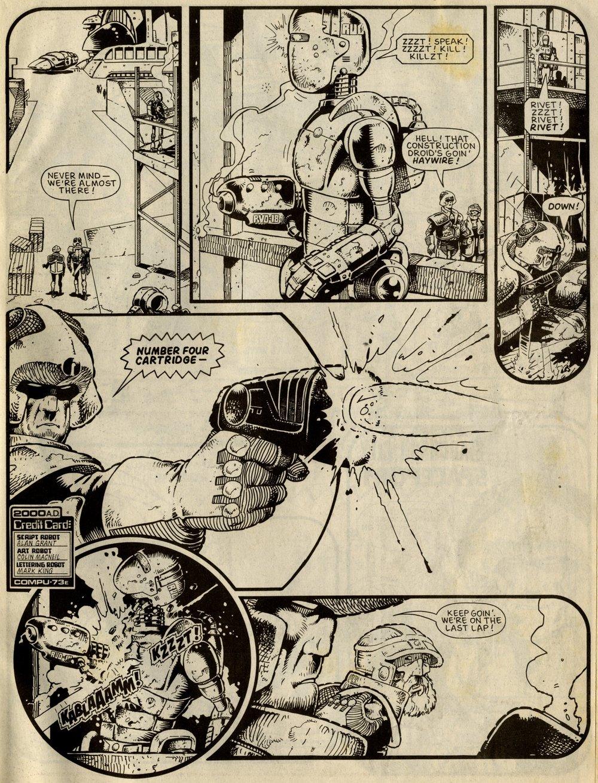 Strontium Dog: Alan Grant (writer), Colin MacNeil (artist)