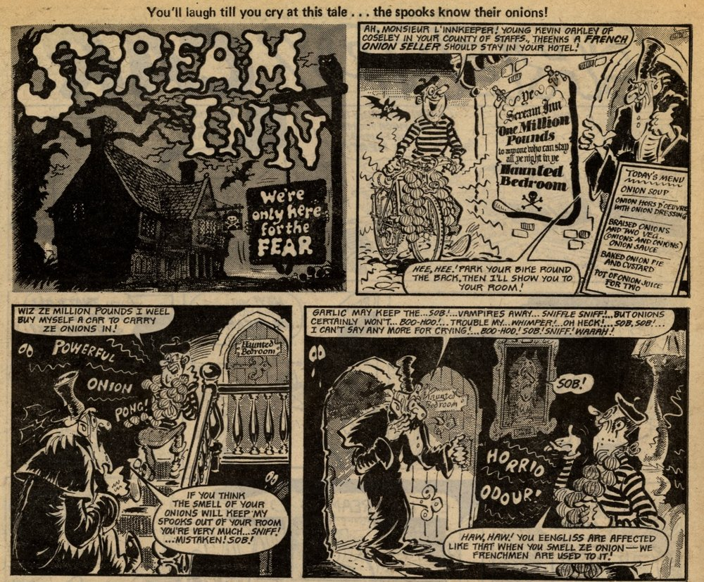 Scream Inn: Brian Walker (artist)
