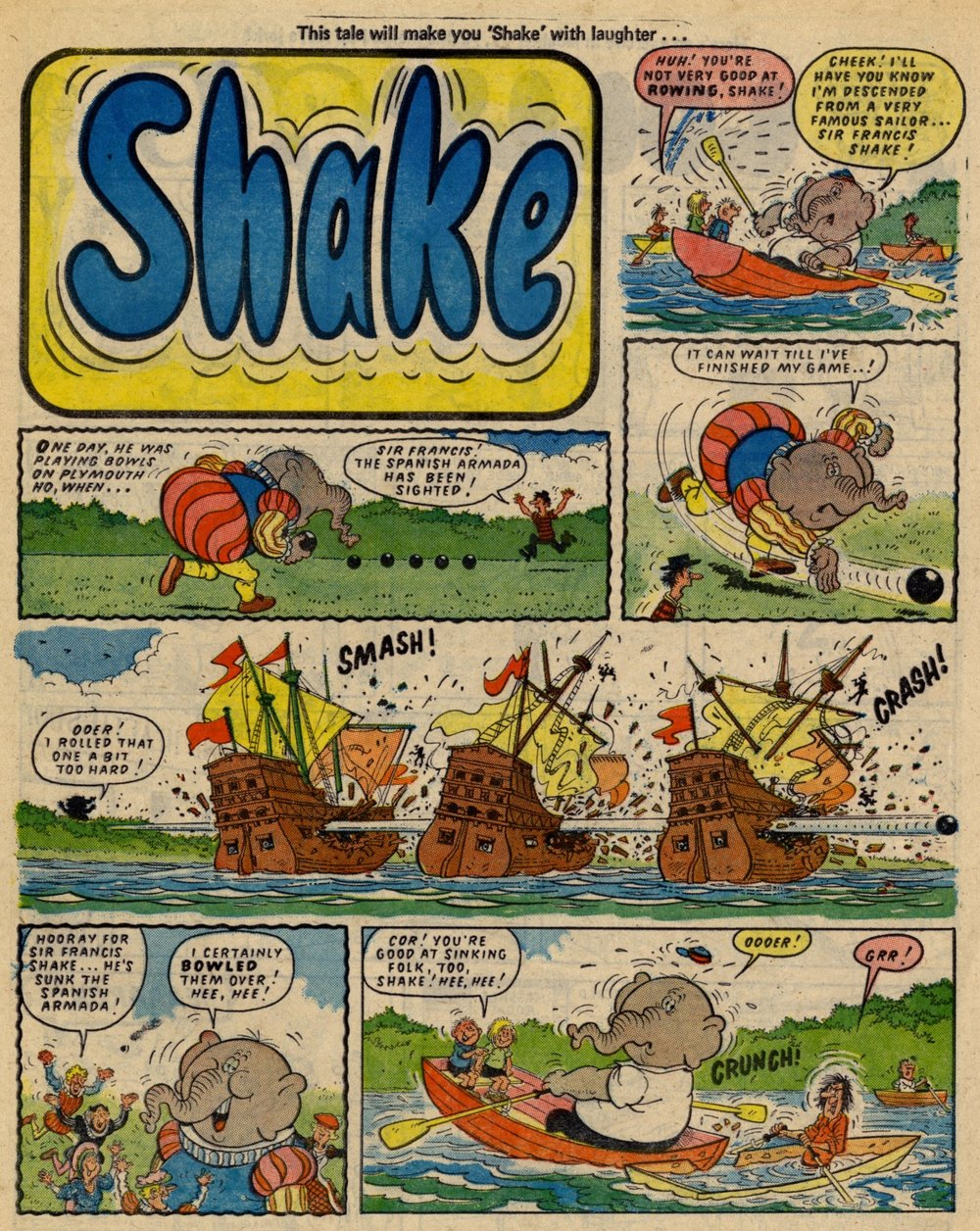 Shake: Mike Lacey (artist)