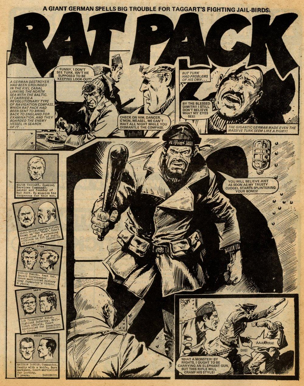 Rat Pack: Eric Bradbury (artist)