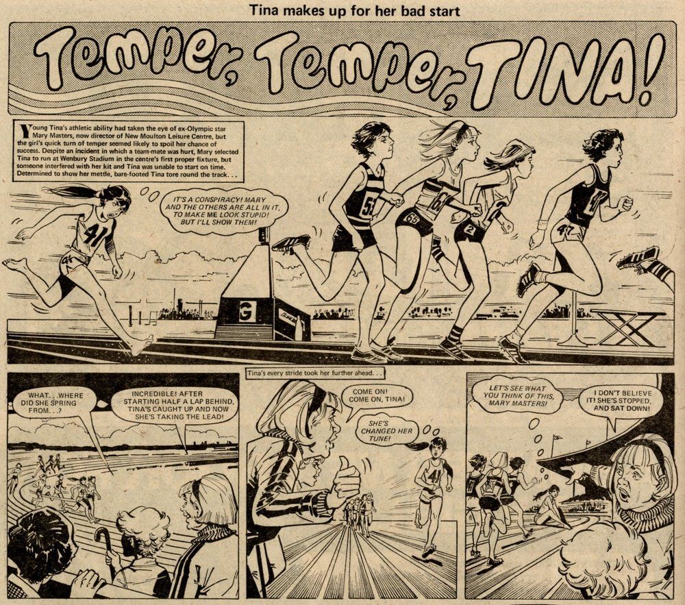 Temper, Temper, Tina: Giorgio Giorgetti (artist)