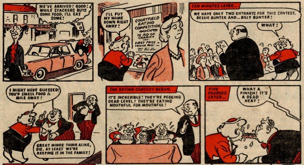 Bessie Bunter: Arthur Martin (artist)