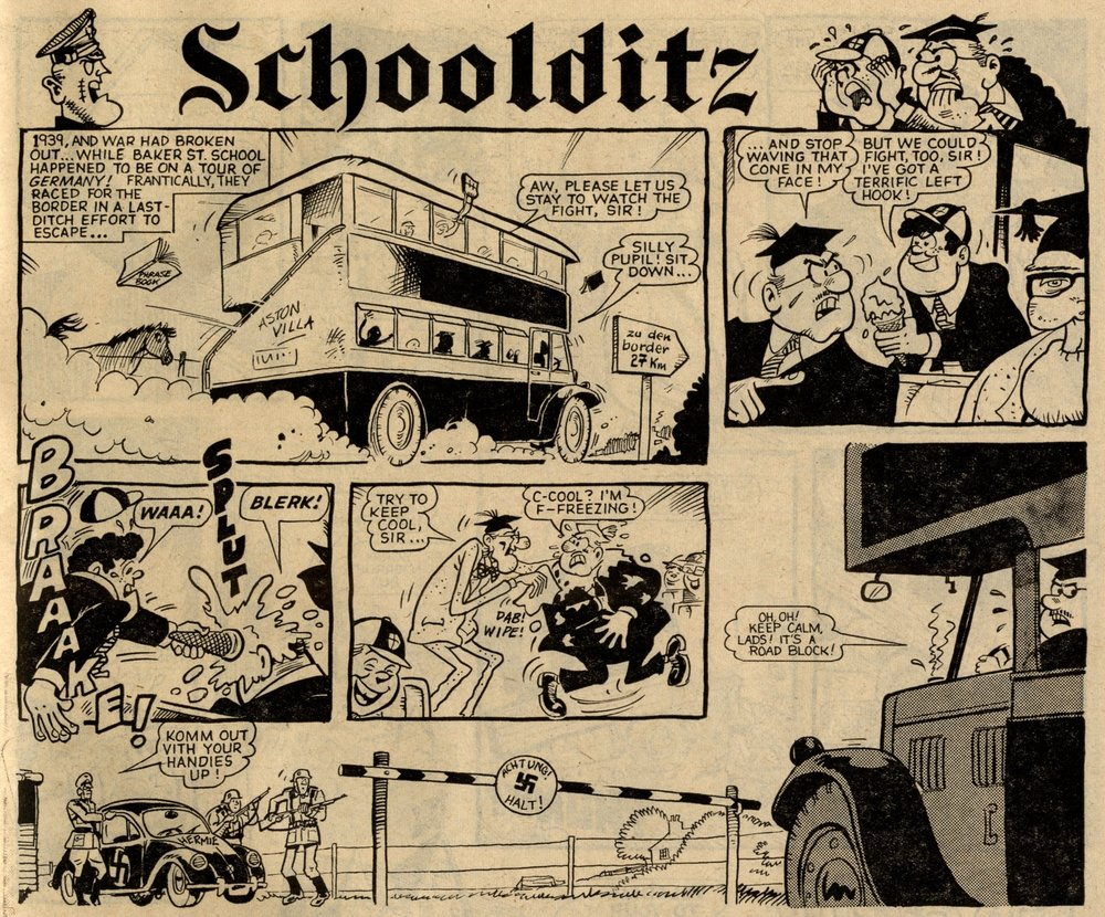 Schoolditz: Frank McDiarmid (artist)