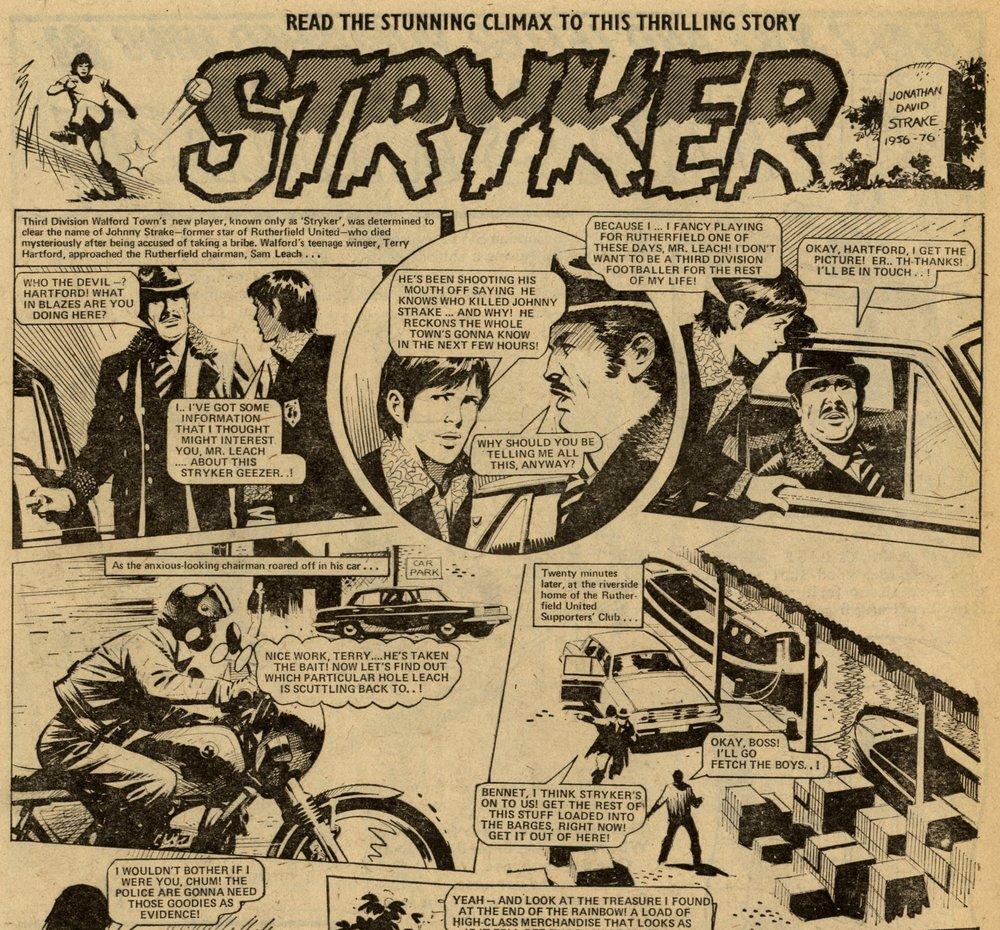 Stryker: Ian Kennedy (artist)