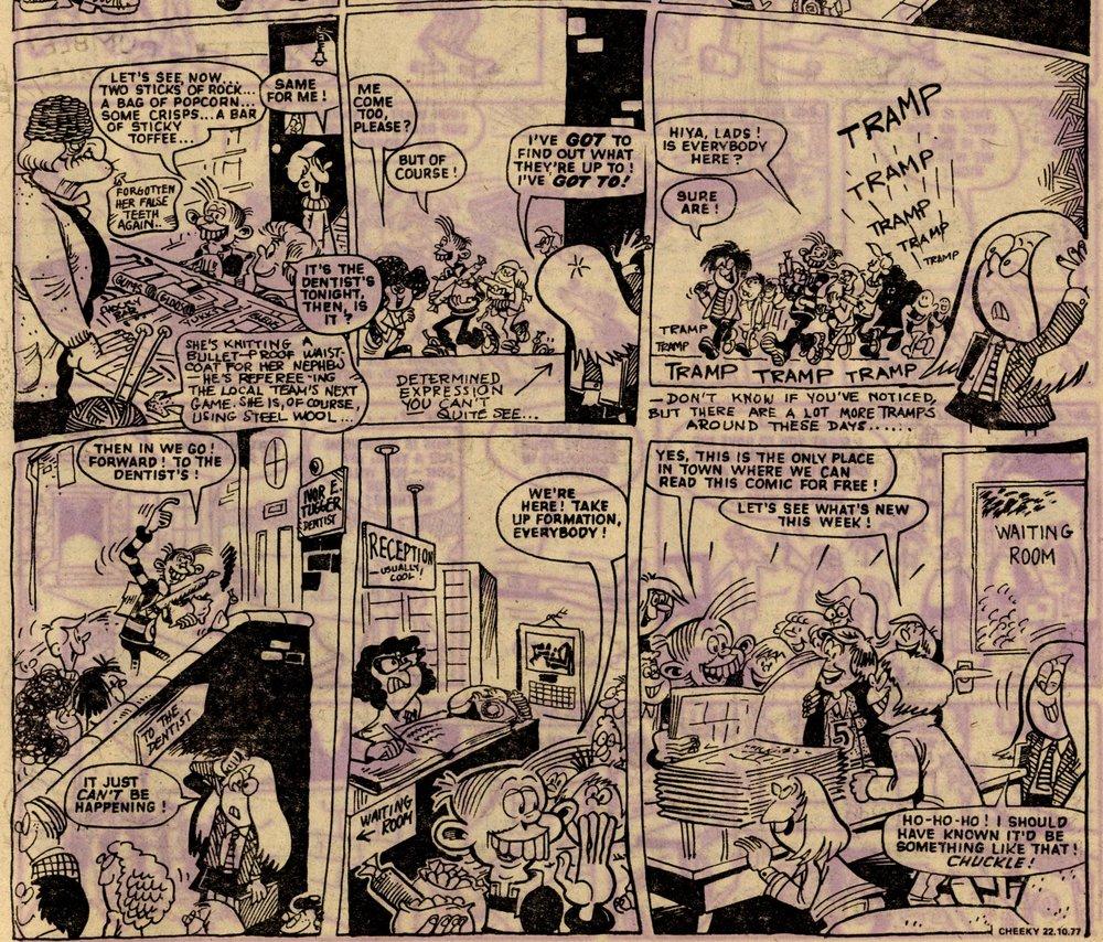 Cheeky's Week: Frank McDiarmid (artist)
