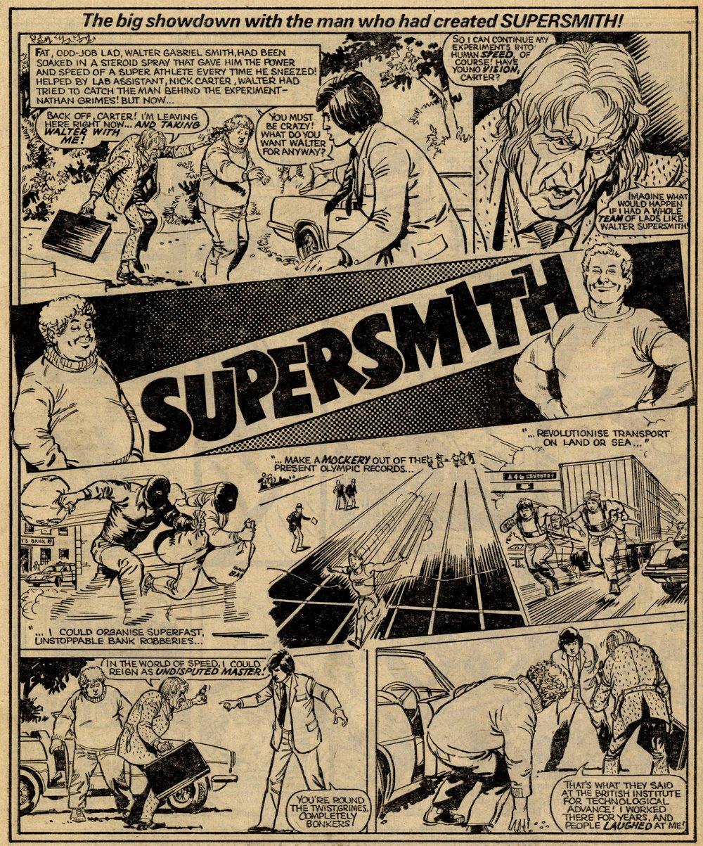 Supersmith: John Gillatt (artist)
