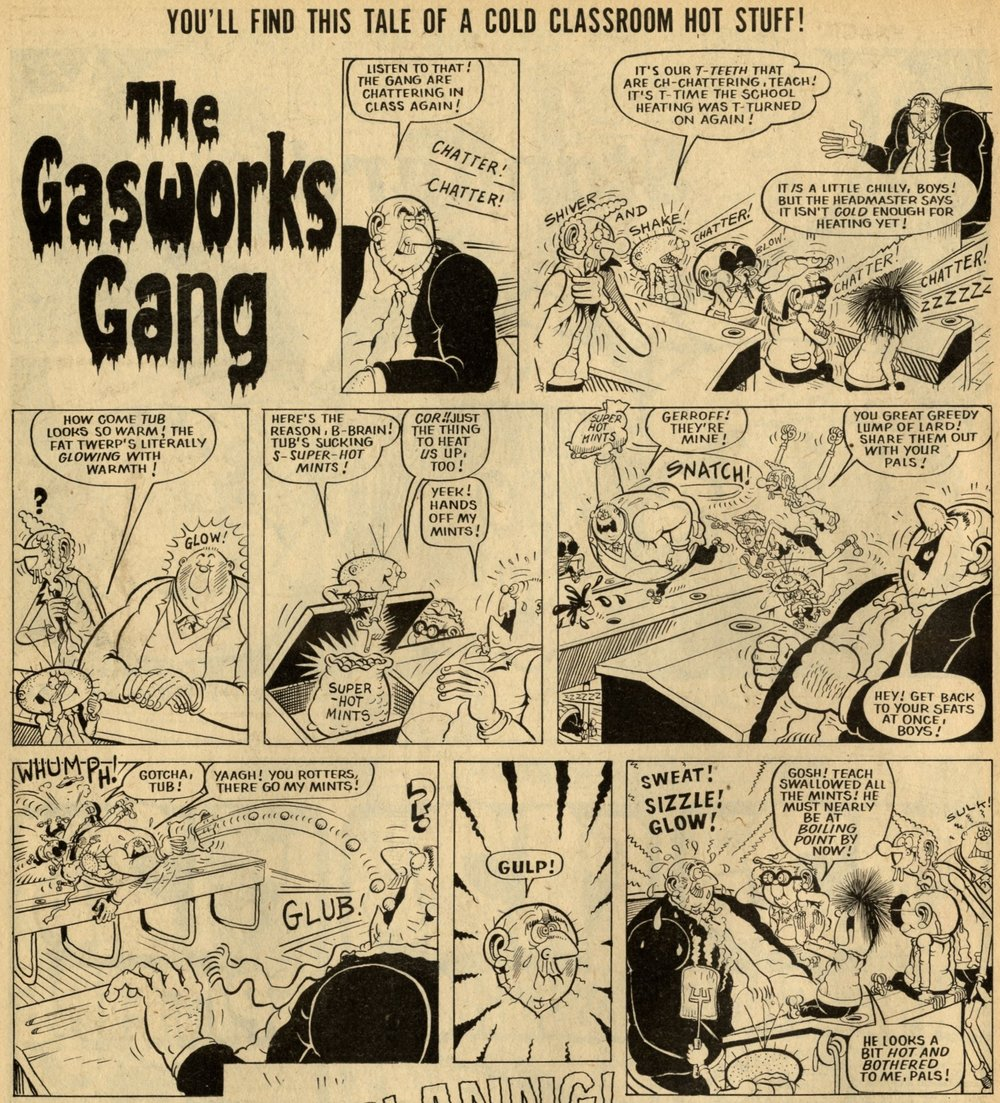 The Gasworks Gang: Frank McDiarmid (artist)