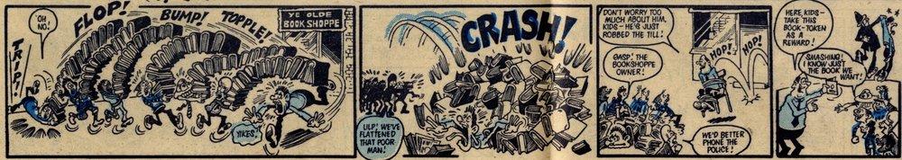 The Krazy Gang: Ian Knox (artist)