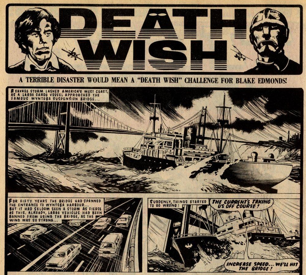 Death Wish: Eduardo Vanyo (artist)