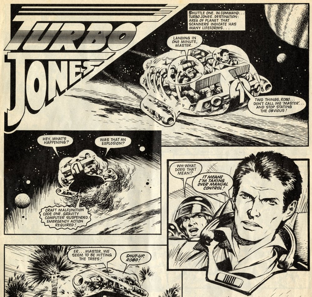 Turbo Jones: Ian Kennedy (artist)