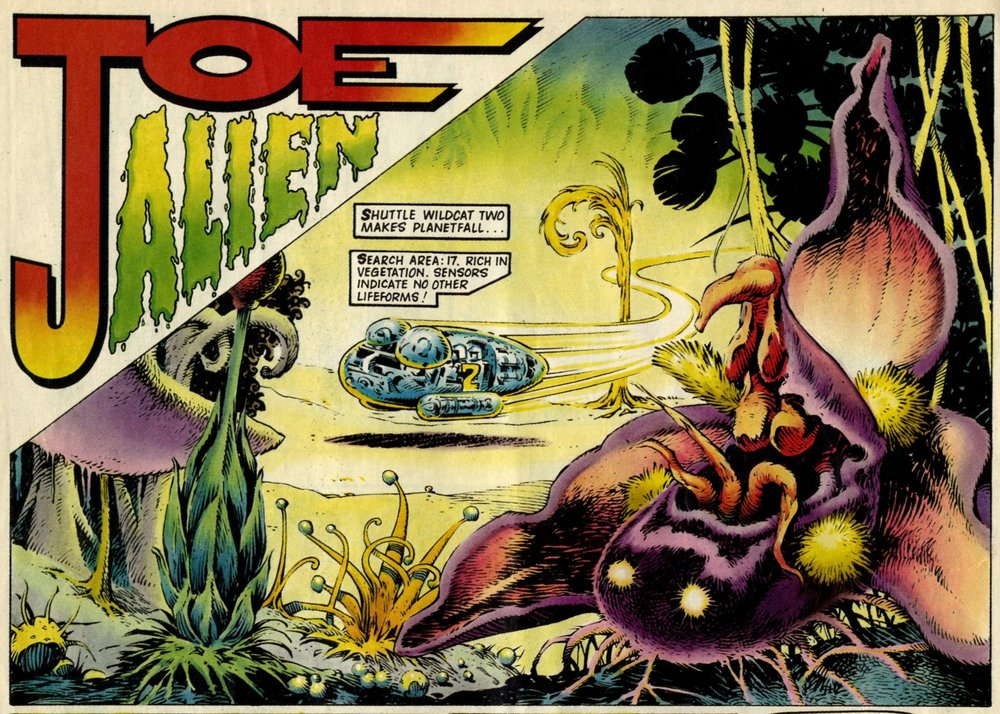 Joe Alien: Massimo Belardinelli (artist)