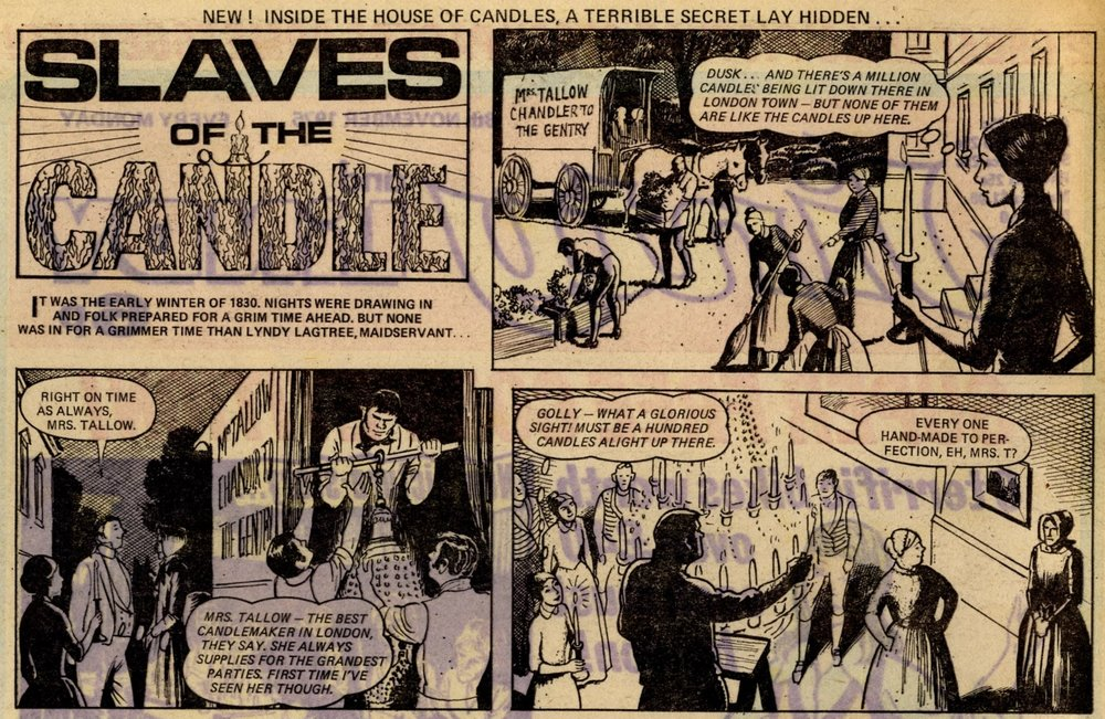 Slaves of the Candle: Roy Newby (artist)