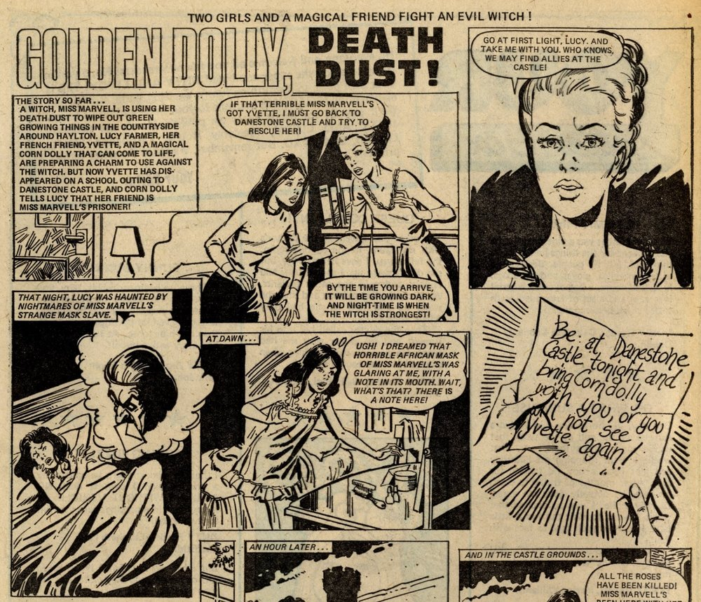 Golden Dolly, Death Dust!: Phil Gascoine (artist)