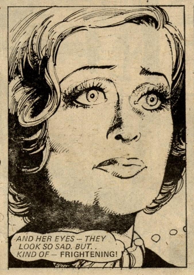Hush, Hush, Sweet Rachel: Pat Mills (writer), Eduardo Feito (artist)