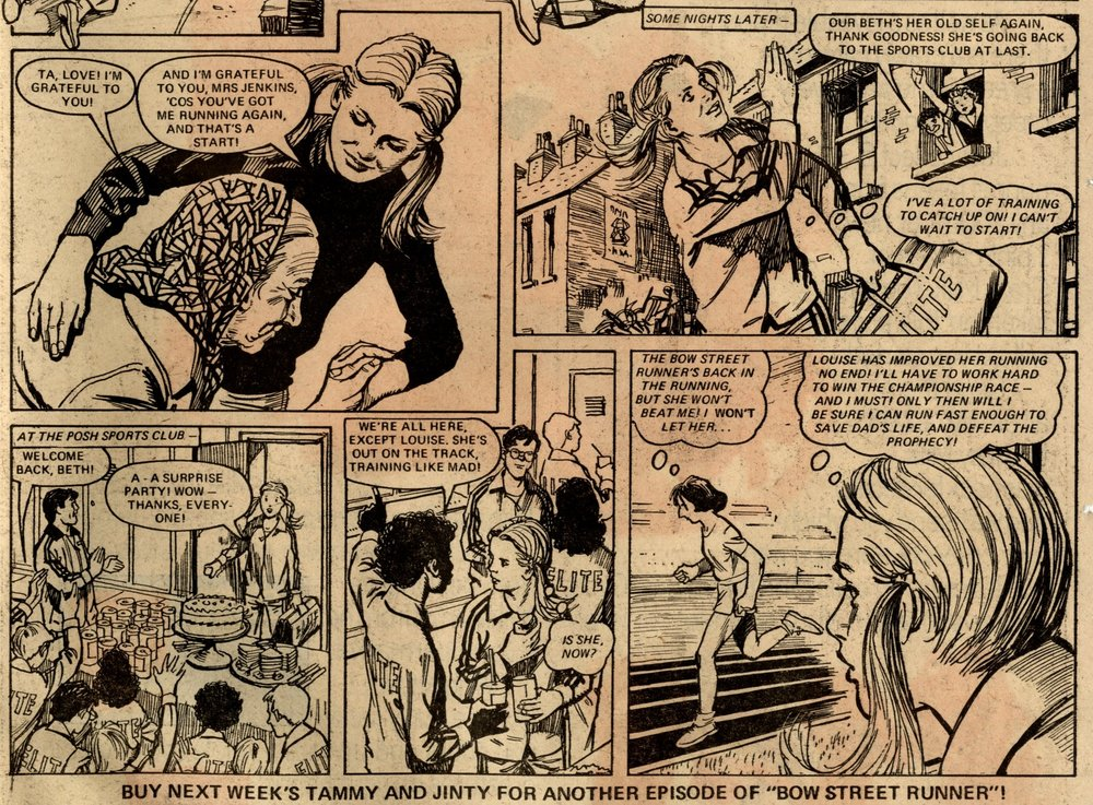 The Bow Street Runner: Alison Christie (writer), Phil Townsend (artist)