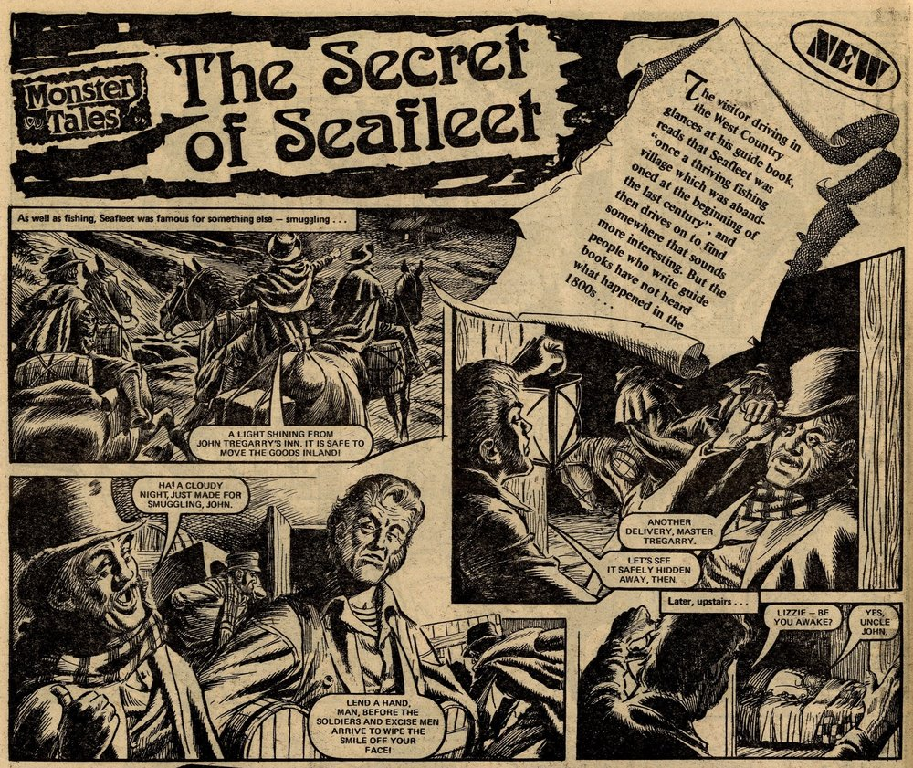 Monster Tales: The Secret of Seafleet: Hugo D'Adderio (artist)
