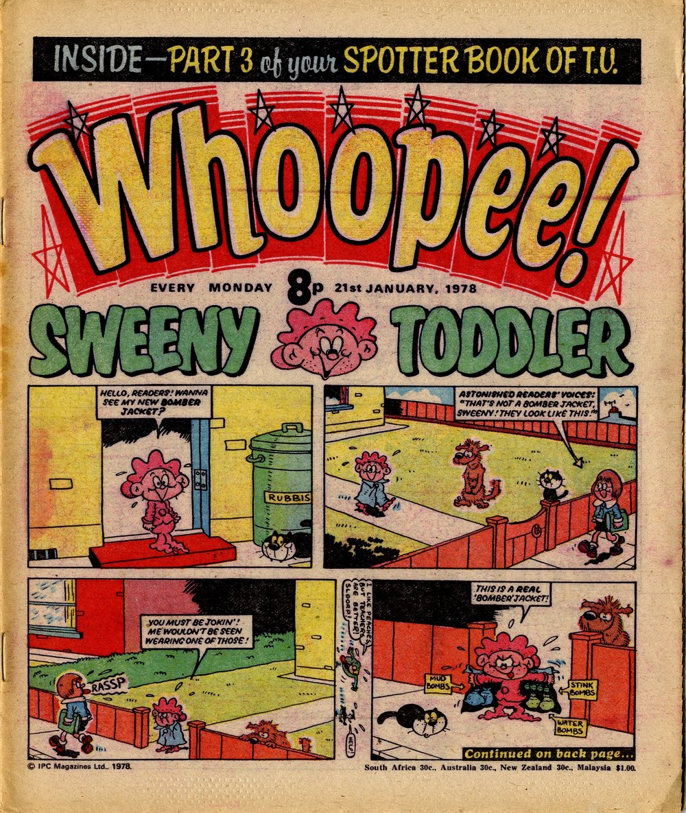 Sweeny Toddler: Tom Paterson (artist)